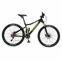 Muddyfox Xc800 Black/Lime Планински велосипеди