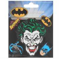 Character Винилови Стикери Лот Vinyl Sticker Set Batman Подаръци и играчки