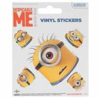 Character Винилови Стикери Лот Vinyl Sticker Set Despicable Me Подаръци и играчки
