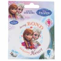 Character Винилови Стикери Лот Vinyl Sticker Set Frozen Подаръци и играчки