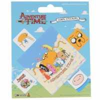 Character Винилови Стикери Лот Vinyl Sticker Set Adventure Time Подаръци и играчки
