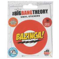 Character Винилови Стикери Лот Vinyl Sticker Set Big Bang Theory Подаръци и играчки
