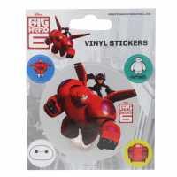 Character Винилови Стикери Лот Vinyl Sticker Set Big Hero 6 Подаръци и играчки