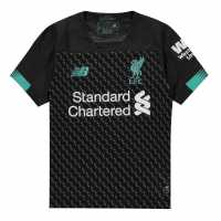 Sale New Balance Liverpool Third Shirt 2019 2020  Детски основен слой дрехи