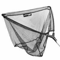 Dunlop Landing Net And Handle Multi Риболовни мрежи