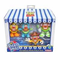 Sale Potato Head Potato Head Ts4 Mini Playset  Подаръци и играчки