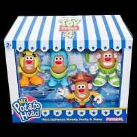 Potato Head Mr Potato Head Disney/pixar Toy Story Mini 4 Pack  Трофеи