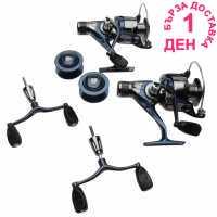 Avanti Комплект Риболовни Макари Twin Reel Pack 84 - Макари за риболов