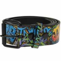 Pulp Printed Belt Graffiti Колани