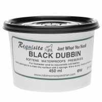 Requisite Dubbin 450Ml Black За коня
