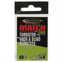 Unknown Match Lock And Slide Olivettes 0.6G - Терминални такъми