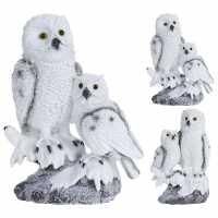 Mega Value Store The Spirit Of Christmas Owl Family 94  Коледна украса