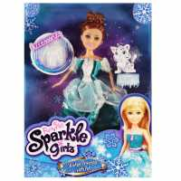 Sparkle Girlz Princess And Pet Blue Подаръци и играчки