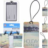 Mega Value Store Pro World Luggage Tags 3 Pack  Пътни принадлежности