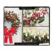 The Spirit Of Christmas Spirit Of Christmas 18 Foliage Cards - Коледна украса