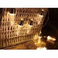 Наниз От Лампички Garden Essentials Bulb String Lights Online Домашни стоки