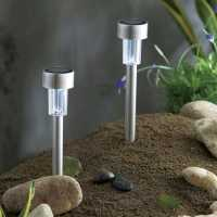 Mega Value Store Garden Essentials Garden Lights White Домашни стоки