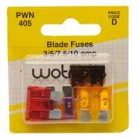 Mega Value Wotnots Blade Fuses - Аксесоари за коли