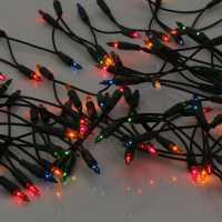 The Spirit Of Christmas Fairy Light 100Pk 74 Multi Коледна украса