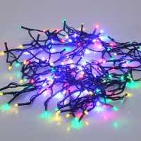 The Spirit Of Christmas 600 Led String Timer Lights Multi Коледна украса