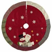 The Spirit Of Christmas Plush Tree Skirt - Подаръци и играчки