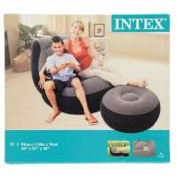 Camping Intex Ultra Lounge Inflatable Chair - Лагерни маси и столове