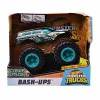 Hot Wheels Cyber Crush Monster Truck  Подаръци и играчки