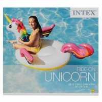 Intex Ride On Unicorn201cm Воден спорт