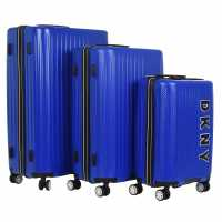Dkny 118 Blazeh/sidelug12 Blue Куфари и багаж
