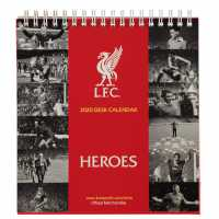 Grange Team Desk Calendar Liverpool Подаръци и играчки