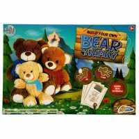 Grafix Build Your Own Bear Family  Подаръци и играчки