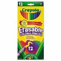 Crayola Erasable Coloured Pencils  Подаръци и играчки