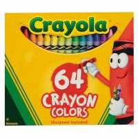 Crayola 64 Crayons  Подаръци и играчки