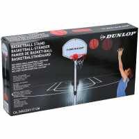 Dunlop Basketball Hoop Stand And Ball And Pump Set  Подаръци и играчки