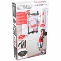 Dunlop Electronic Basketball Over The Door Hoop  Подаръци и играчки