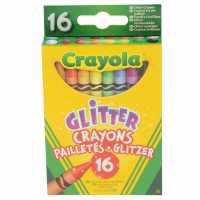 Crayola Glitter Crayons - Подаръци и играчки