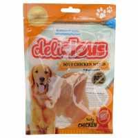 Mega Value Store Smart Choice Soft Chicken Wings Pet Treat Chicken Магазин за домашни любимци