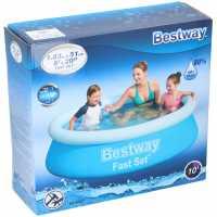 Bestway Fast Set Paddling Pool 6 Foot  Градина