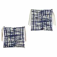 Linens And Lace 2Pk Printed Sp 92 Blue Домашни стоки