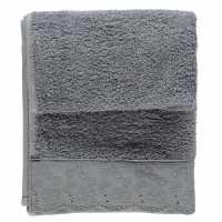 Mega Value Store La Residence Broderie Towel Grey Хавлиени кърпи