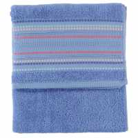 Mega Value Store Linens And Lace Border Stitch Towel NANTUCKET Хавлиени кърпи