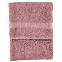 Linens And Lace Egyptian Cotton Towel Pink Хавлиени кърпи