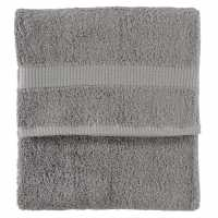 Linens And Lace Egyptian Cotton Towel 18 MID GREY Хавлиени кърпи