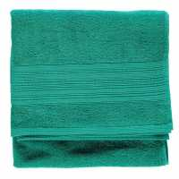 Mega Value Store Linens And Lace Plain Dye Towels Palm Tree Green Хавлиени кърпи