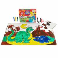 Paint Sticks Sticks Dinosaur World  Подаръци и играчки