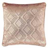 Julian Charles Metallic Print Cushion  Домашни стоки