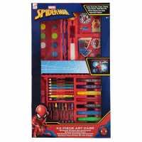 Детски Куфар 52 52 Piece Art Case Red/Blue Подаръци и играчки
