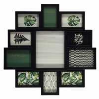 Stanford Home White Board Multi Frame Black Домашни стоки