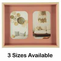 Stanford Home Рамка За Картина Picture Frame 92 Pink Домашни стоки