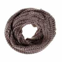 Seiden Grohn Grohn Loop Lds 43 Bark Ръкавици шапки и шалове